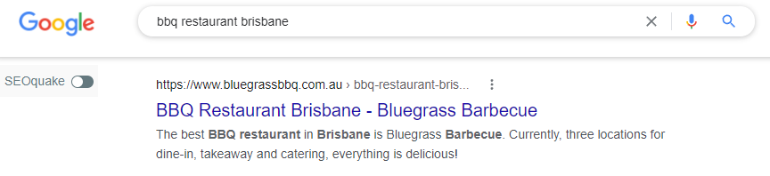 Bluegrass BBQ ranking proof